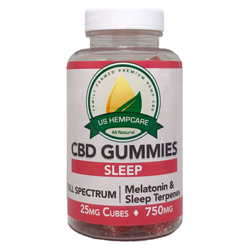 750mg CBD Gummies-Sleep