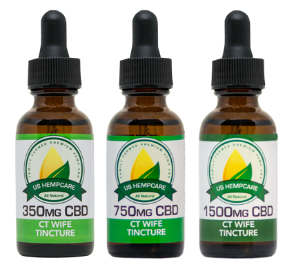 CT Wife CBD Tincture