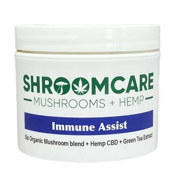 Shroomcare- Immune Assist