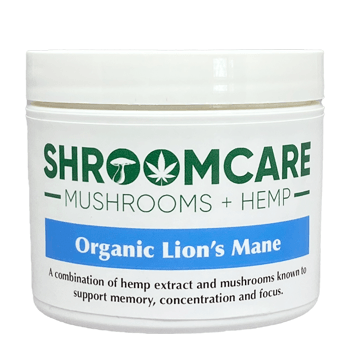 Shroomcare- Organic Lion'sMane