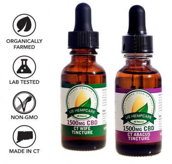 CT Abacus and CT Wife Tinctures